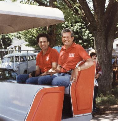 1984-1990 Bill and Chip